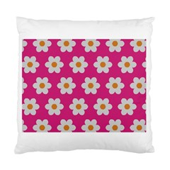 Daisies Cushion Case (two Sided)  by SkylineDesigns
