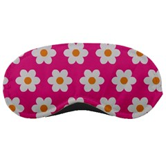 Daisies Sleeping Mask by SkylineDesigns