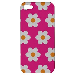 Daisies Apple Iphone 5 Hardshell Case by SkylineDesigns