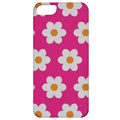 Daisies Apple Iphone 5 Classic Hardshell Case by SkylineDesigns