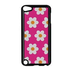 Daisies Apple Ipod Touch 5 Case (black) by SkylineDesigns