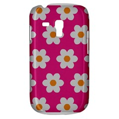 Daisies Samsung Galaxy S3 Mini I8190 Hardshell Case by SkylineDesigns