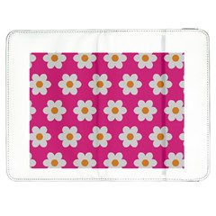 Daisies Samsung Galaxy Tab 7  P1000 Flip Case by SkylineDesigns