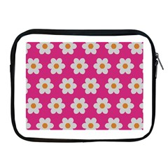 Daisies Apple Ipad Zippered Sleeve by SkylineDesigns