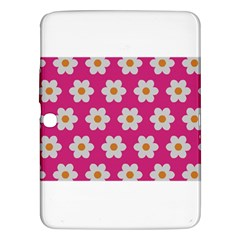 Daisies Samsung Galaxy Tab 3 (10 1 ) P5200 Hardshell Case  by SkylineDesigns