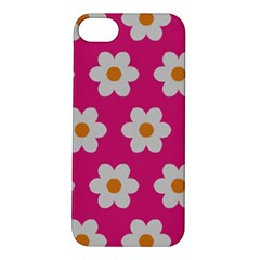 Daisies Apple Iphone 5s Hardshell Case by SkylineDesigns