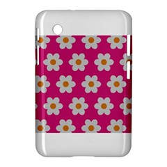 Daisies Samsung Galaxy Tab 2 (7 ) P3100 Hardshell Case  by SkylineDesigns