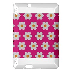 Daisies Kindle Fire Hdx 7  Hardshell Case by SkylineDesigns