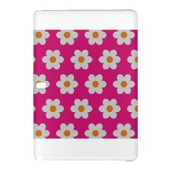 Daisies Samsung Galaxy Tab Pro 10 1 Hardshell Case by SkylineDesigns