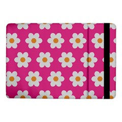 Daisies Samsung Galaxy Tab Pro 10 1  Flip Case by SkylineDesigns