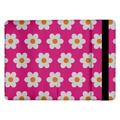 Daisies Samsung Galaxy Tab Pro 12 2  Flip Case by SkylineDesigns