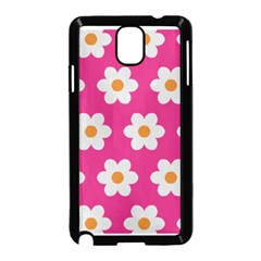 Daisies Samsung Galaxy Note 3 Neo Hardshell Case (black)