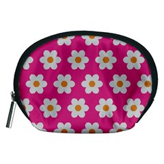 Daisies Accessory Pouch (medium) by SkylineDesigns