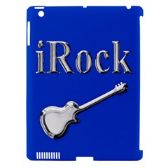 Irock Apple Ipad 3/4 Hardshell Case (compatible With Smart Cover) by SaraThePixelPixie