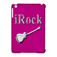 Irock Apple Ipad Mini Hardshell Case (compatible With Smart Cover) by SaraThePixelPixie