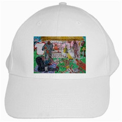 You ll Be Mine, Song  White Baseball Cap by creationtruth