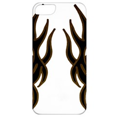 Dancing Fire Apple Iphone 5 Classic Hardshell Case