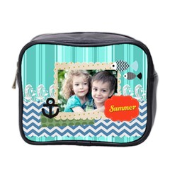 Summer By Summer Time    Mini Toiletries Bag (two Sides)   6kp838vo7yqy   Www Artscow Com Front