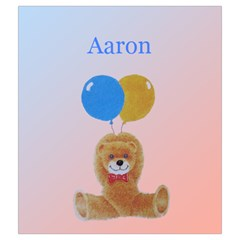 Baby Boy Drawstring Pouch (medium) By Deborah   Drawstring Pouch (medium)   Gcy1h9kwpyzd   Www Artscow Com Back