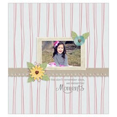 Drawstring Pouch: Moments By Jennyl   Drawstring Pouch (large)   4b8pzguz0t1t   Www Artscow Com Front