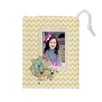 Drawstring Pouch: Moments2 - Drawstring Pouch (Large)