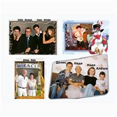 Big Family Calendar By Tania   Wall Calendar 11  X 8 5  (18 Months)   Qe1ihgoh5ps4   Www Artscow Com Sep 2014