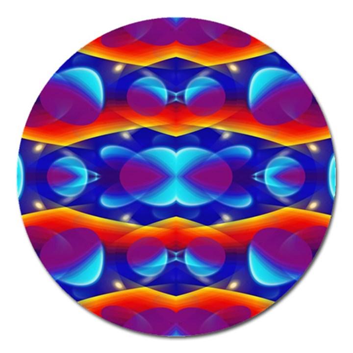 Planet Something Magnet 5  (Round)