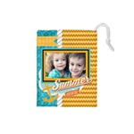 summer - Drawstring Pouch (Small)
