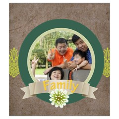 Family By Family   Drawstring Pouch (medium)   Euoj9f7yunng   Www Artscow Com Back