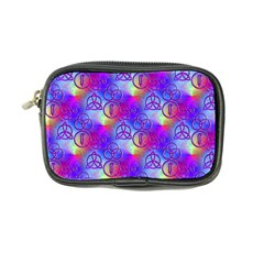 Rainbow Led Zeppelin Symbols Coin Purse by SaraThePixelPixie