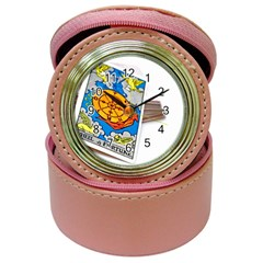 Tarot Cards Deck New Age Wiccan Jewelry Case Clock by DesignMonaco
