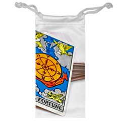 Tarot Cards Deck New Age Wiccan Jewelry Bag by DesignMonaco