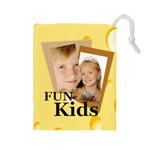kids - Drawstring Pouch (Large)