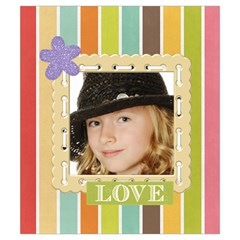 Kids By Kids   Drawstring Pouch (small)   40izzn43f327   Www Artscow Com Back