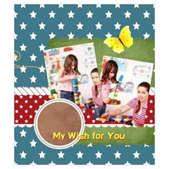 Kids By Kids   Drawstring Pouch (small)   Vg4d98f4xbdc   Www Artscow Com Front
