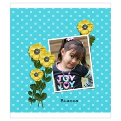 Drawstring Pouch (s): Flowers3 By Jennyl   Drawstring Pouch (small)   Hsunk119igd3   Www Artscow Com Front