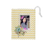 Drawstring Pouch (M): Moments2 - Drawstring Pouch (Medium)