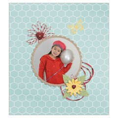 Drawstring Pouch (m): Moments3 By Jennyl   Drawstring Pouch (medium)   G419n5gx4krq   Www Artscow Com Back