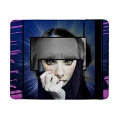 Fibro Brain Samsung Galaxy Tab Pro 8 4  Flip Case by FunWithFibro