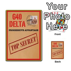 G40 Delta Deck By Young Grasshopper   Multi Purpose Cards (rectangle)   6chtlpflmxyo   Www Artscow Com Back 15
