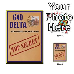 G40 Delta Deck By Young Grasshopper   Multi Purpose Cards (rectangle)   6chtlpflmxyo   Www Artscow Com Back 24