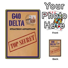 G40 Delta Deck By Young Grasshopper   Multi Purpose Cards (rectangle)   6chtlpflmxyo   Www Artscow Com Back 3