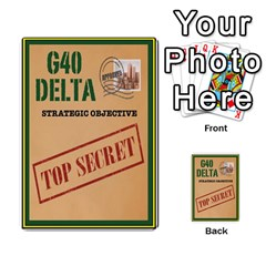 G40 Delta Deck By Young Grasshopper   Multi Purpose Cards (rectangle)   6chtlpflmxyo   Www Artscow Com Back 40