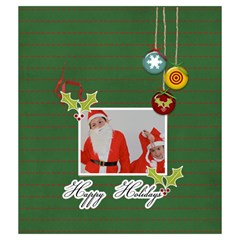 Drawstring Pouch (m): Happy Holidays By Jennyl   Drawstring Pouch (medium)   Z94o316jw5qm   Www Artscow Com Back