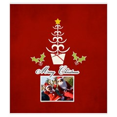 Drawstring Pouch (s) : Merry Christmas By Jennyl   Drawstring Pouch (small)   Wc3lrxmwt6zz   Www Artscow Com Front