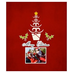 Drawstring Pouch (s) : Merry Christmas By Jennyl   Drawstring Pouch (small)   Wc3lrxmwt6zz   Www Artscow Com Back