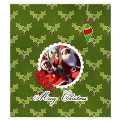 Drawstring Pouch (s) : Merry Christmas2 By Jennyl   Drawstring Pouch (small)   Hi62yvnem93l   Www Artscow Com Front