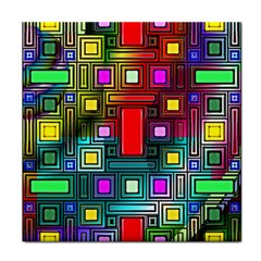 Abstract Modern Ceramic Tile by StuffOrSomething