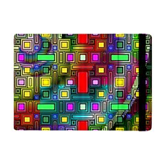 Abstract Modern Apple Ipad Mini Flip Case by StuffOrSomething