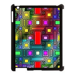 Abstract Modern Apple Ipad 3/4 Case (black) by StuffOrSomething